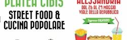 STREET FOOD  - dal 1° al 3 MAGGIO 2020 - ARQUATA SCRIVIA