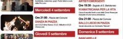 Fiera di San Bartolomeo (Siziano - PV) - 9 settembre 2018